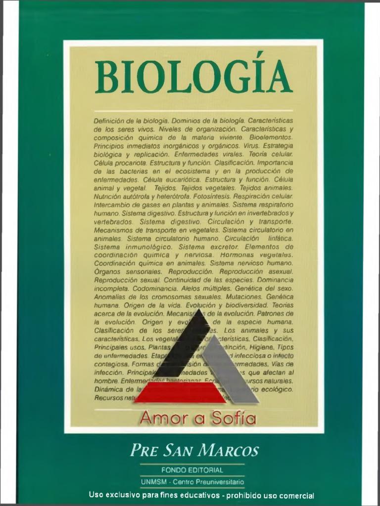 Biologia Pre