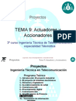 Ingeniería Técnica en Telecomunicación