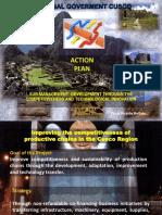 Action Plan Perú César