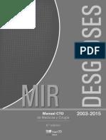 Mir Desglose 2003 - 2015