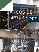 Banco de Baterias