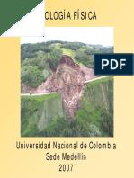 Deslizamientos Rocas
