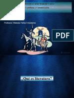 Epocas-literarias Cuarto Medio
