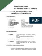 Curriculum Roberto
