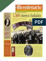 DIARIO DEL BICENTENARIO 1922
