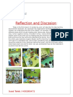 reflection and discssion task 3