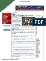 cape cod baseball league  league news