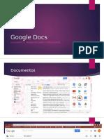 Google Docs Drive Traduccion