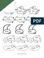 Palabras Pl Posicion Final Bisilabicas y Posicion Medial Trisilabicas