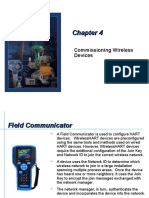 Chapter4 Commissioning Wireless Devices