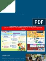 Presentación Oficial Madrid II ENCUENTRO SAMSUNG SMART SCHOOL