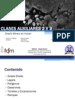 Clases Auxiliares 2 y 3 Manual