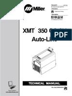 Xmt350cccvauto Line (Le073174)