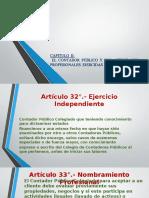 codigo de etica capitulo 2