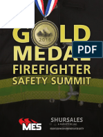 Gold Medal Firefighter Safety Summit