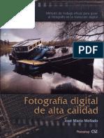 Fotografía Digital de Alta Calidad