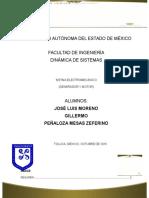 Sistema Mecánico(Motores Acoplados|s)