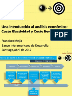 Sesion 4 Introduccion a Analisis Costo Beneficio y Costo Efectividad (F. Mejia)