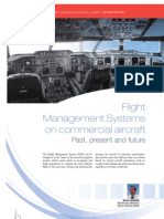 Flight Management Systems on Commercial Aircraft - Past, Present and Future