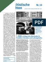 antifaschistische nachrichten 2002 #10