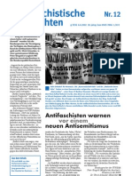 antifaschistische nachrichten 2002 #12