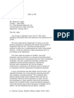 US Department of Justice Civil Rights Division - Letter - tal390