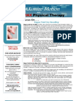 Performax Newsletter Vol. 1, Issue 3