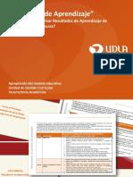 ¿Cómo Revisar y Ajustar Los Resultados de Aprendizaje de Programas de Asignaturas
