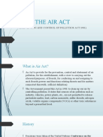 THE AIR ACT