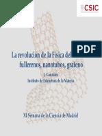 Fullerenos Nanotubos y Grafenos
