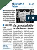 antifaschistische nachrichten 2002 #17