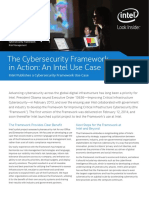 Cybersecurity Framework in Action Use Case Brief