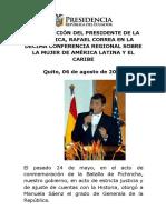 06-08-07DiscursoDecimaConferenciaRegionalAmericaLatinayCaribe.doc