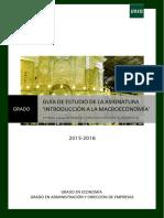 Guia Estudio Parte 2-Introduccion a La Macroeconomia 2015-2016