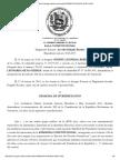 Sentencia del TSJ (recurso de interpretación)