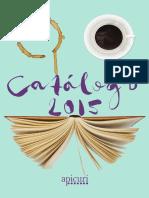 Catálogo Apicuri 2015 - final