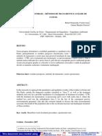 Residuos Industriais Metodos de Tratamento e Analise de Custos