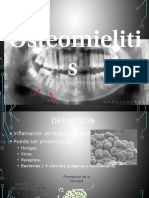 Osteomielitis Radiologia 1