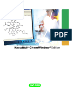 95375-Bio-Rad KnowItAll Software ChemWindow Edition Brochure