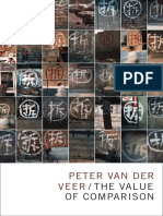 The Value of Comparison by Peter van der Veer