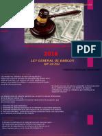 Presentación Ley de Bancos