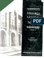 127304662 Historia General de Sonora Tomo v Historia Contemporanea 1929 1984