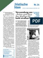 antifaschistische nachrichten 2002 #24