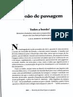 Texto 4, 29 de Fevereiro, D. João de Passagem
