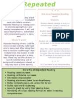 repeated reading handout