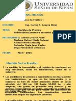 PRESION-HIDROSTATICA