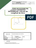Laboratorio 5 Longitud de Arco Condori Jimenez Juan Gustavo