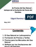 Formacion Precios Gas Natural