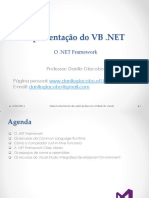 Apresentação Do VB .NET