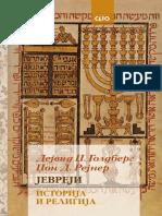 Jevreji - istorija i religija - Goldberg - Rejner.pdf